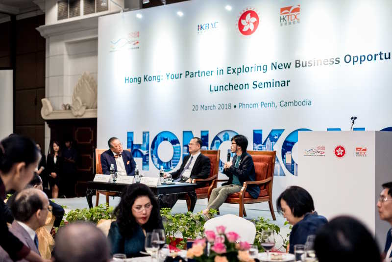 20th March 2018 - Hong Kong's SCED Mission to Cambodia